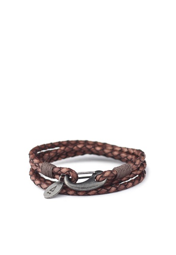 Gnome and Bow brown Ralph Bracelet (Antique) FA5DDAC8DFD013GS_1