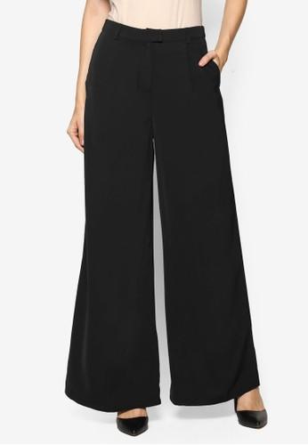 素色寬管長褲, 服飾, esprit outlet台北長褲及內搭褲