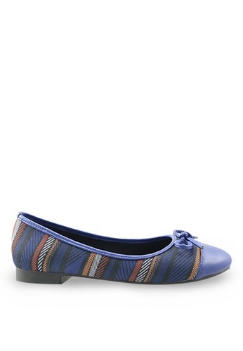Footspot blue FOOTSPOT - Casual Shoes FO296SH56GDNHK_1