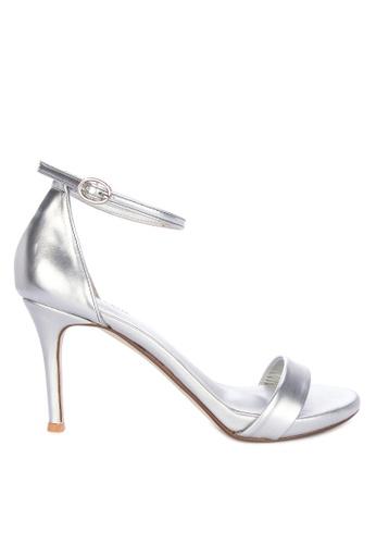 Shop Janylin One Band Heeled Sandals Online on ZALORA Philippines 6dc36173e6ef