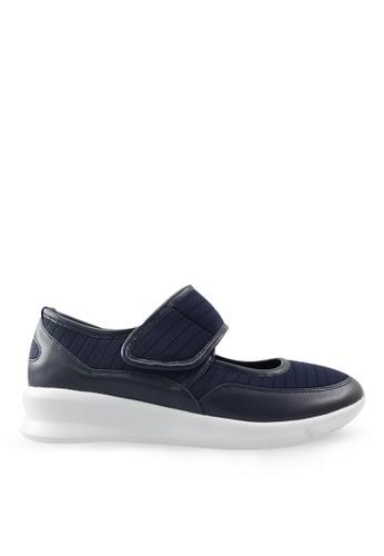 Footspot blue FOOTSPOT – Leisure Sneakers FO296SH46GXDHK_1
