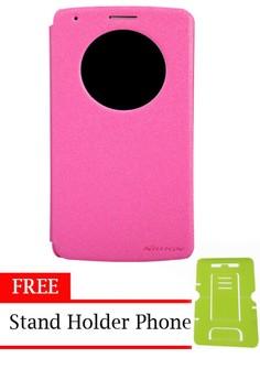 harga Nillkin Sparkle for LG G3 - Pink Zalora.co.id
