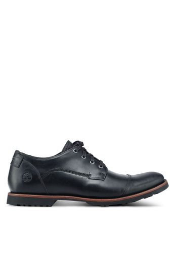 Timberland black Kendrick Oxford Shoes AB5DFSH218962FGS_1