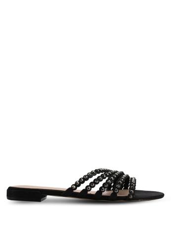 ALDO black Kaja Occasion Sandals 99048SH53723F0GS_1