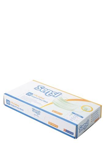 Sensi white Mask Earloop Isi 20 Pc CC581ESE888140GS_1