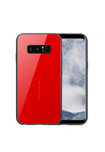 MobileHub red Xundd Mirror Series Case For Samsung Galaxy Note 8 29EE8AC32FB372GS_1