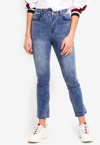 Haute Kelly blue Ae-Cha Jeans 0D6C1AA81A7E7FGS_1