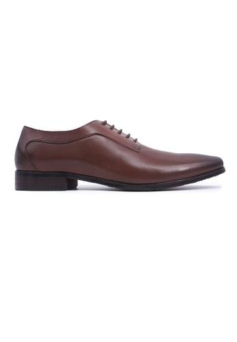 Hanson Bootmaker brown Hanson Bootmaker LacEasy Derby - Brown 9A10ESH78DBFCCGS_1