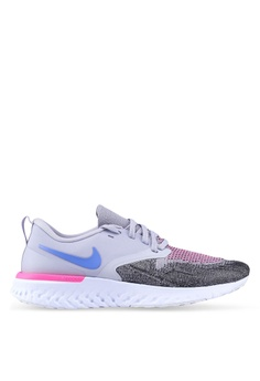 sale retailer 7ef22 373ff Nike purple Nike Odyssey React Flyknit 2 Shoes 706CASHE48824AGS 1