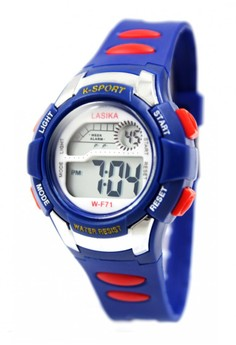 Lasika Crosby Water Resistant Sports Watch W-F71