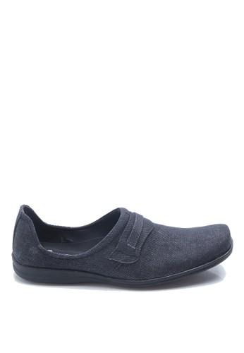 Dr. Kevin black Dr. Kevin Men Casual Shoes Slip On 13307 - Black DR982SH57FUOID_1