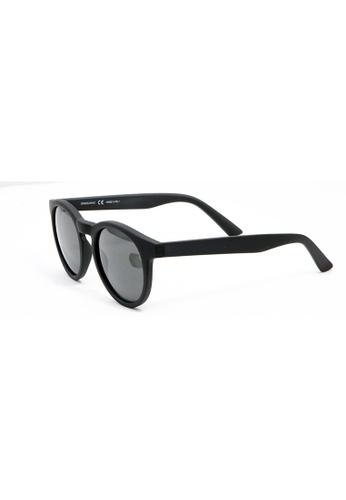 Sensolatino Eyewear Sensolatino Eyewear Made In Italy Mod. Placido Matte Black Frame With Black Lenses F04DAGLCFBAC24GS_1