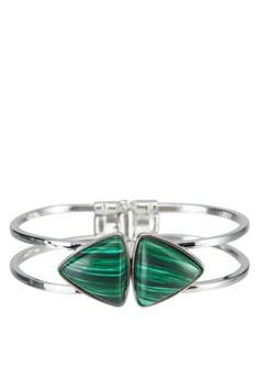 Central Stone Bracelet