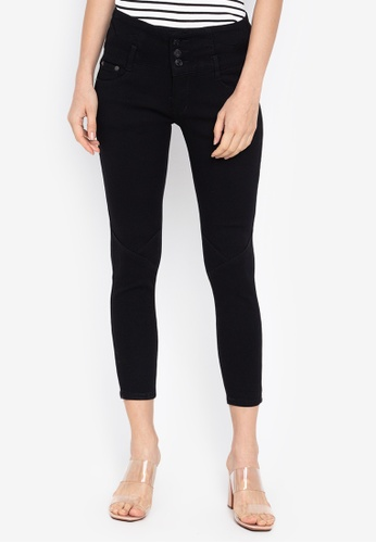Balaynor black High Waist Black Skinny Jeans FF7F6AA8E406A8GS_1