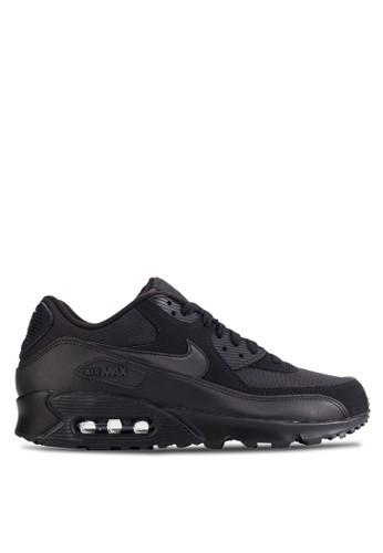 purchase cheap 3f436 8c788 Nike black Mens Nike Air Max 90 Essential Shoes 9A120SHF9474EFGS1