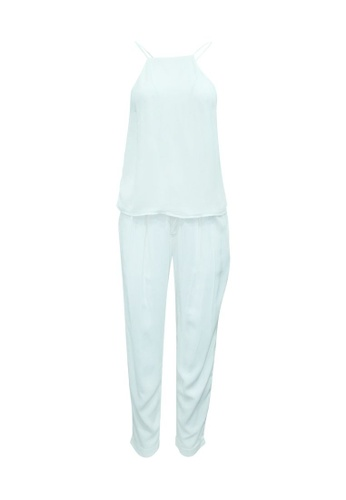 Reformation beige Pre-Loved reformation Ivory Top and Pants Set 34575AA7FAE08AGS_1