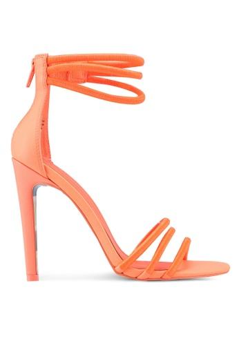 Call It Spring orange Adaenia Heels 208D6SHE3972B6GS_1