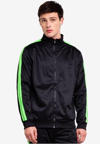 Factorie 多色 Tricot Zip Through Jacket 3B48EAA2DC7C23GS_1