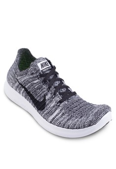 Nike Free Run Flyknit Running Shoes