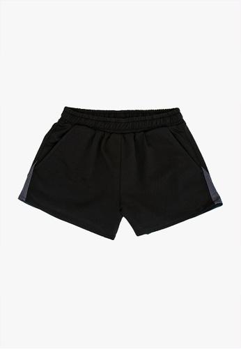 FOREST black Forest Ladies Sport Shorts Women Quick Dry Short Pants Women - Seluar Pendek Perempuan - 860142 - 01Black 26BB6AA1610C90GS_1