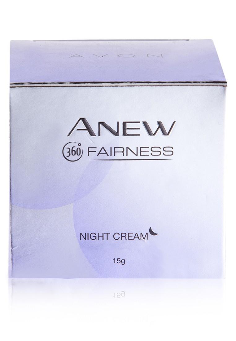 Anew 360 Fairness Bright Night Cream
