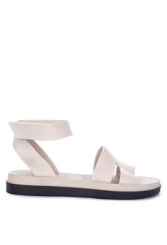 07d93753c847 Zaxy beige Master Sand Plat Fem Sandals 01C5FSH5423BAAGS 1