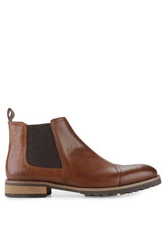 MARC & STUART Shoes brown Hk-6-B12 MA456SH99AOYID_1