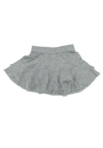 FOX Kids & Baby grey Plain Skirt 3B62EKAAA4A61DGS_1