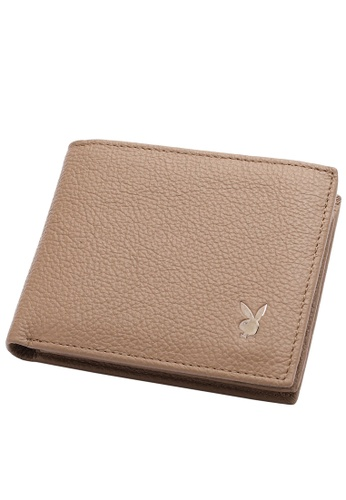 Playboy beige Wallet CA4E8AC0C9108DGS_1