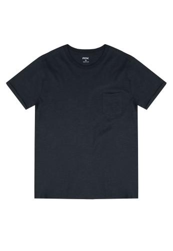 FOX Kids & Baby green Essential Pocket T-Shirt 9D7E4KAA60651CGS_1