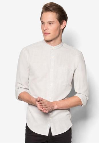 老爺領長袖襯衫esprit 品質, 服飾, 襯衫
