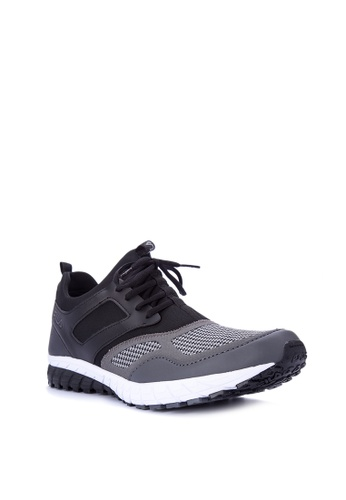 Fila black F Conforme Runing Shoes 909E1SH2849138GS_1