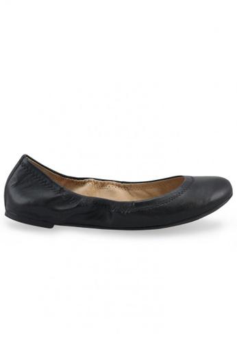 Shu Talk black Amaztep Classic Black Ballet Flats SH397SH0FPI5SG_1