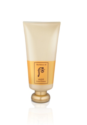The history of Whoo GongJinHyang Facial Foam Cleanser TH485BE0ROOPMY_1
