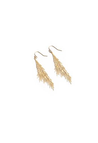 Gung Jewellery Gold Alba Dangling Earring In 2fef6acf2cbe4dgs 1