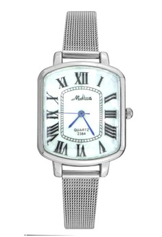 Medissa Womens Analog Stainless Steel Wrist Watch 2384