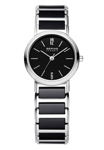 Bering silver Ceramic 30226-742 Black 26 mm Women's Watch AE468AC43FADA2GS_1