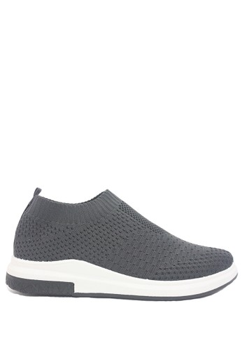 Dr. Kevin grey Dr. Kevin Men Sneakers 13320 - Grey B162BSHAD78C50GS_1