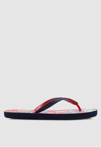 Polo Ralph Lauren multi Whtlbury III Sandals 625CBSH9EB9170GS_1