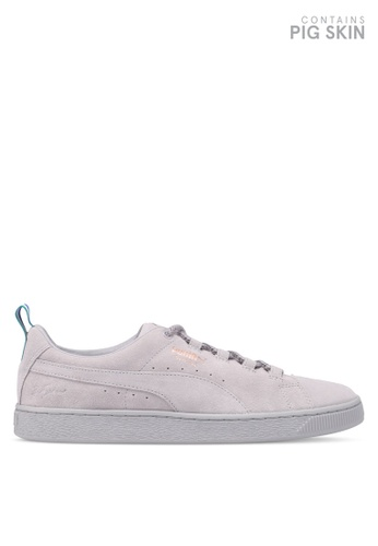 Puma Select white Puma X Big Sean Shoes 7351FSH82DD159GS_1