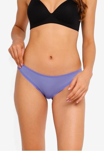4031bd558 Buy On Gossamer Mesh Hip Bikini Cut Panties Online on ZALORA Singapore