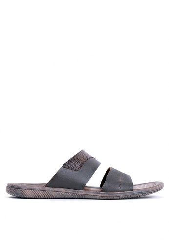 Tony Perotti brown Tony Perotti Sandals Evangelos - Brown C5CCCSHDDA0C7BGS_1