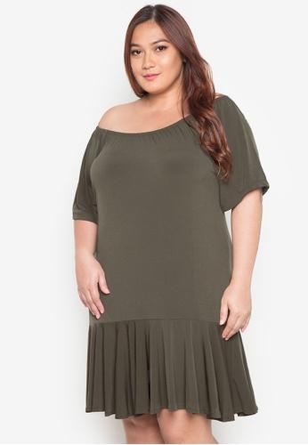 Maldita X multi Halli Plus Size Dress MA587AA0JCI6PH_1