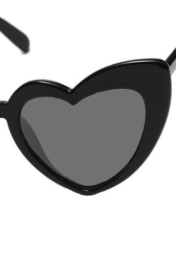 dd94ee3dc8 Shop Kallisto Heart Sunglasses Online on ZALORA Philippines