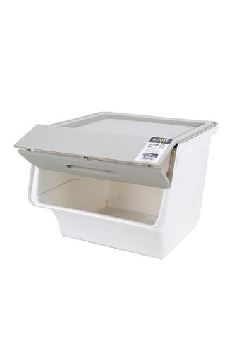 HOUZE grey HOUZE - 35L Pelican Box (Grey) C5B2DHL094DF63GS_1