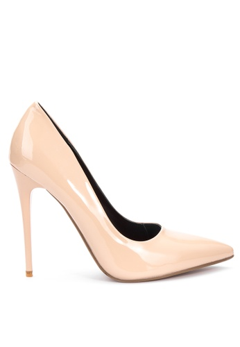 So Fab! beige Dorothy Stiletto Pumps SO013SH96CJNPH_1