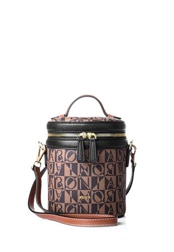 BONIA black Black Milagros Bucket Bag S 9EBBBAC39FFF2EGS_1