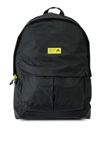 ADIDAS black classic backpack 74C13ACA87E4A5GS_1