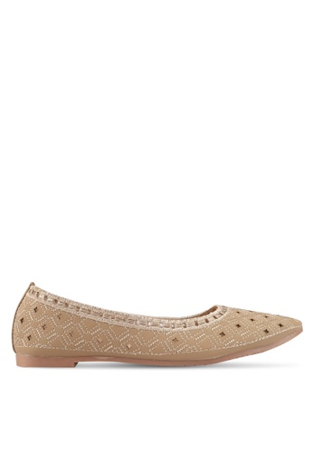 Spiffy orange The Different Classic Casual Flats C6523SHB60C735GS_1