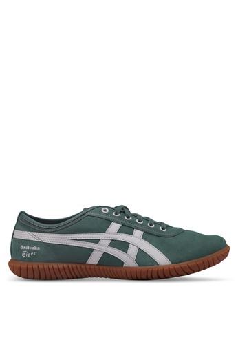 Onitsuka Tiger green Tsunahiki Shoes DD3DASHBE2392FGS_1